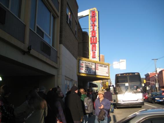 Bytown Cinema, Ottawa.
